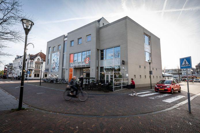 De bibliotheek in Geldrop.