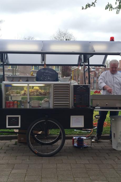 Bredase wok-bakfiets dreigt te worden weggestuurd