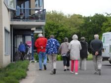 Bewoners Parc Zonnehove in Oostkapelle houden twee minuten stilte voor dode vrouw
