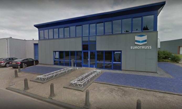 Eurotruss in Leeuwarde