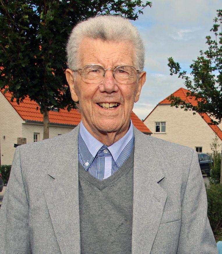 Georges Legein is overleden.