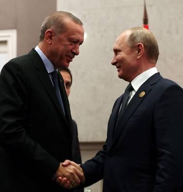 Opinie: Stel dat Poetin en Erdogan niet door de knieën gaan