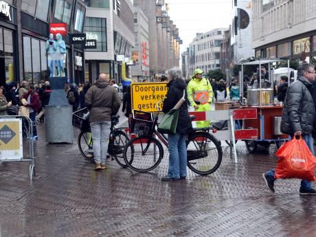 Den Haag verdeelt door fietsvrije Grote Marktstraat: 'Moet ik gaan omrijden. Hoe dan?!'