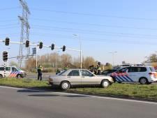 Gewonde bij verkeersruzie op de Wippolderlaan