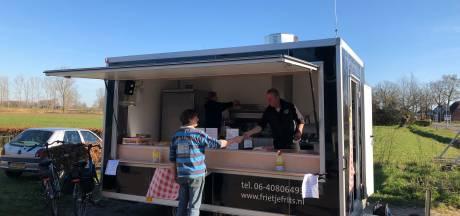 Commotie in Zijtaart over vergunning frietkraam, café Kleijngeld voelt zich de dupe