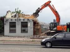 'Weg restaurant': iconisch truckerscafé 't Anker in Wouw tegen de vlakte