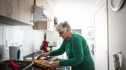 """Oma en opa wonen in een container in de tuin, zo pakken zij het aan: """"Als moeder ziek is, zet ik een babyfoon"""""""