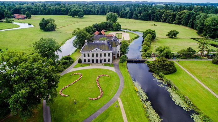 Huis Singraven in Denekamp.