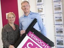 Makelaars in Borculo: 'Ons werk is nu afstandelijker'