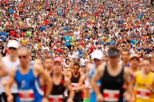 Marathon van Amsterdam (Nederland)