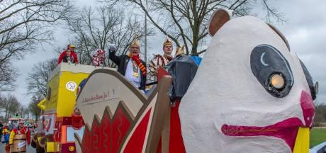 Prins Carnaval uit Apeldoorn had al alternatief voor optocht Wilp-Achterhoek