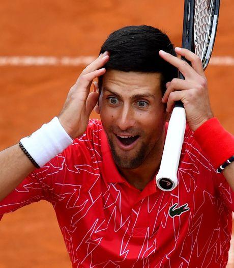 Vlucht naar Monaco brengt Djokovic nog verder in het nauw