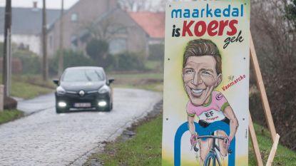 Cartoonist eert bekende coureurs