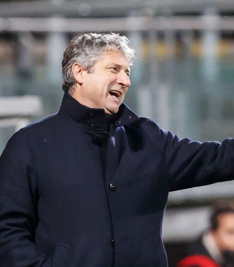 Brood hoopt op nieuwe impulsen in kelderkraker tegen FC Emmen: 'Het zou heel mooi zijn als we winnen'