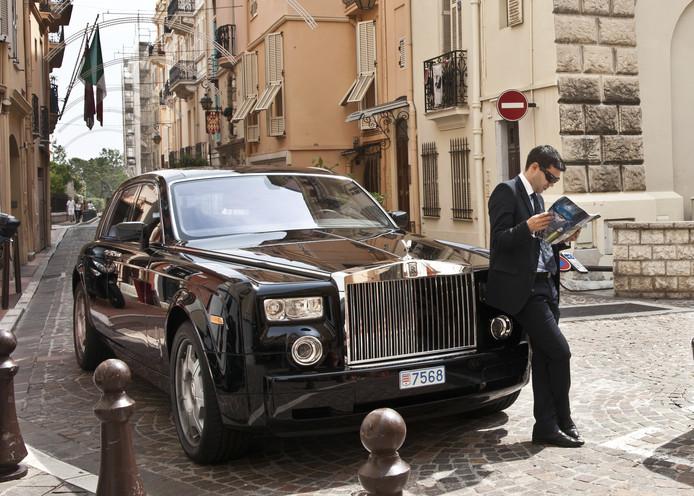Ger Visser jr is uitgeweken naar Monaco.