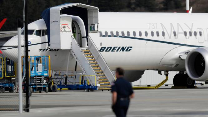 Boeing 737 MAX-toestellen blijven langer aan de grond