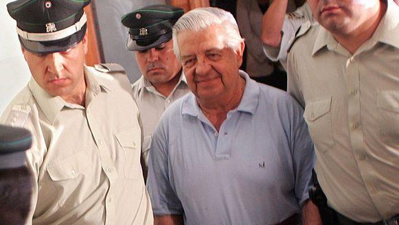 Manuel Contreras.