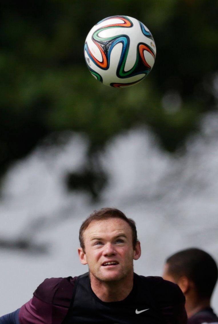 Wayne Rooney. Beeld ap