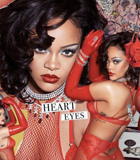 Rihanna enflamme la toile avec une collection Saint-Valentin ultra sexy