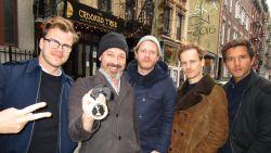 """'Callboys' in New York voor de Emmy's: """"We hebben al goed de toerist uitgehangen"""""""