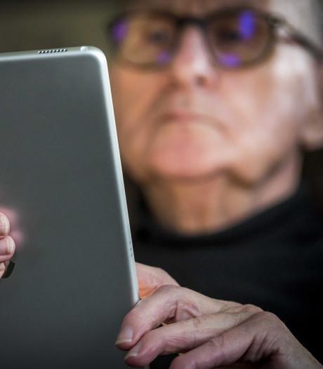 Een ton om ouderen aan nieuwe snufjes te helpen