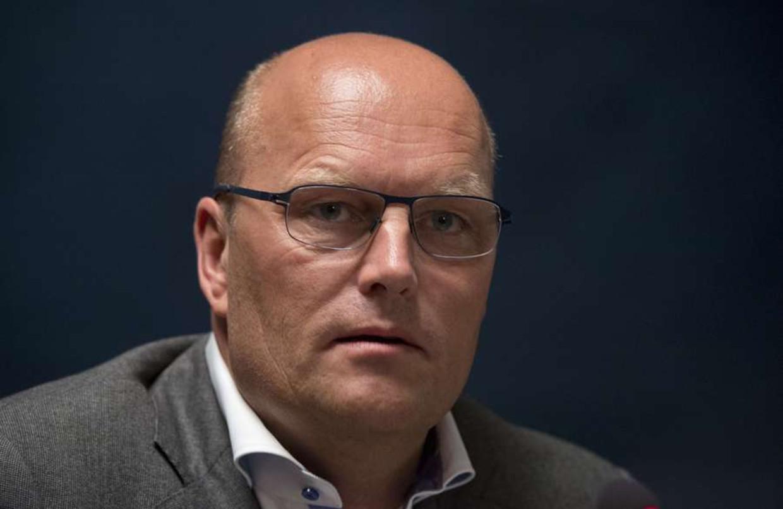 Bjarne Riis, hier op archiefbeeld.