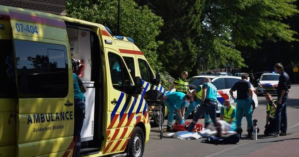Fietsster overleden na aanrijding in Doetinchem.