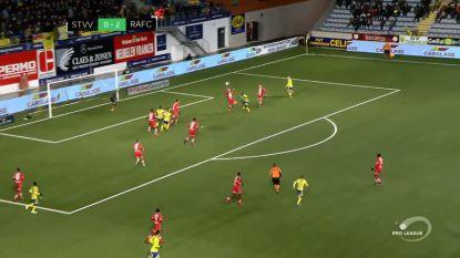 VIDEO: Yatabaré leidt Antwerp met heerlijke treffer naar zege tegen STVV én bijbehorende vierde plaats in de stand