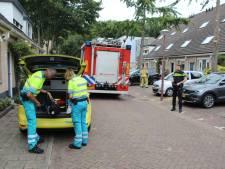 Bewoonster gewond na keukenbrand in Den Haag