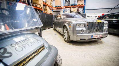 Rolls-Royce, oldtimer en golfkarretje van Jeroen Piqueur verkocht voor 278.000 euro
