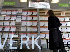 Werkloosheid in Rivierenland loopt iets op