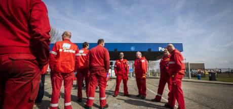 Shell naar rechter om vakbondsacties Moerdijk