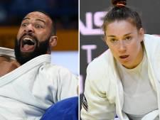 Op de judomat mogen ze elkaar alweer vastpakken: 'Dikke bezwete tiet, gadver'