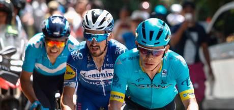 Colombiaans succes in eigen koers: ritzege Quintana, eindwinst López