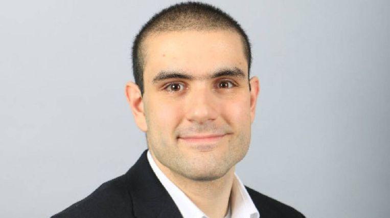 De 25-jarige Alek Minassian Beeld Alek Minassian/LinkedIn