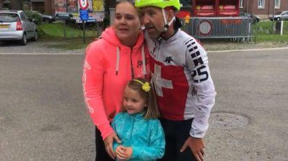 300 kilometer per dag door zestien landen waaronder België: Zwitser slaagt in indrukwekkende tocht op de fiets