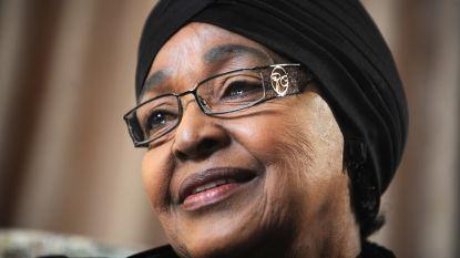 Winnie Mandela krijgt staatsbegrafenis op 14 april