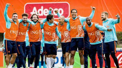 Wonder van Borisov: Nederland met moed der wanhoop voor laatste kans