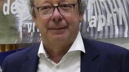 Johan Leysen mag vierde sjerp omgorden