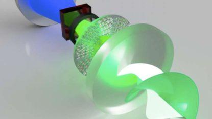 VUB-onderzoekers ontwikkelen nieuwe soort laser