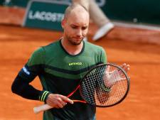 Pas de dixième Roland-Garros pour Steve Darcis