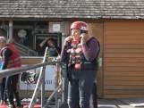 Wakeboardster Wilma (85) scheurt nog altijd over het water