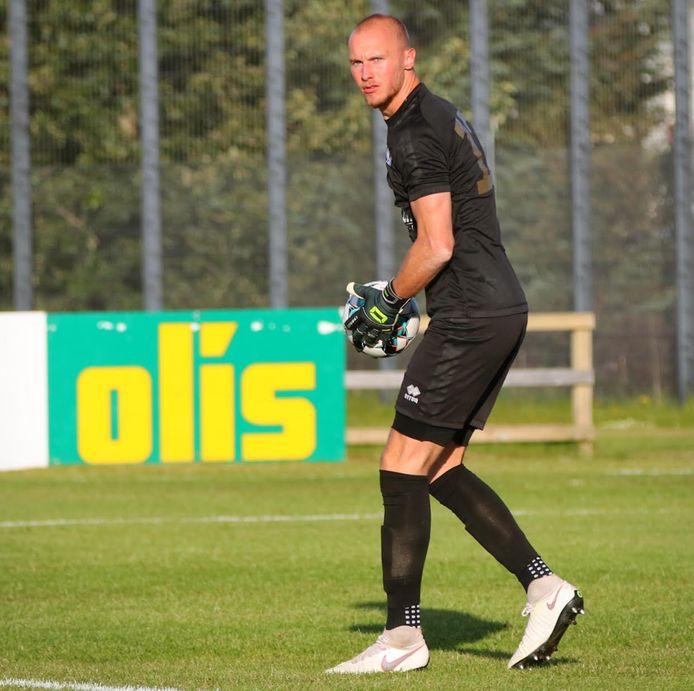 Guy Smit kan vol aan de bak op IJsland: ,,We spelen eens in de vier, vijf dagen een wedstrijd.''