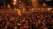 Derde protestdag in Barcelona: boze Catalanen komen opnieuw op straat