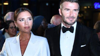 Kerstmis bij de Beckhams: David en Victoria willen kinderen laten dopen