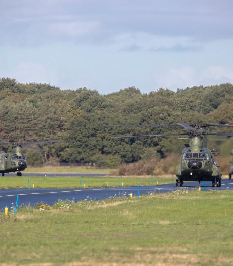 Defensie wekt slapende vliegbasis bij Hoenderloo