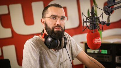 """Lefto stopt na 20 jaar met radioshow op Studio Brussel: """"Ik had lang geleden al moeten vertrekken"""""""