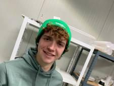 Riemer Toes (pas 20) wil met webrestaurant Tousjee na Twente de rest van Nederland veroveren