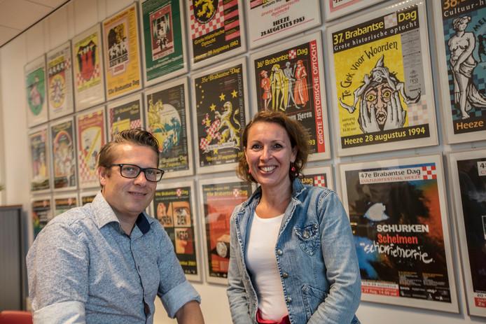 Harald van Schie en Boukje van Ettro.