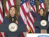 Pences nemen afscheid tijdens laatste officiële trip, en daar heeft vooral de second lady het even moeilijk mee